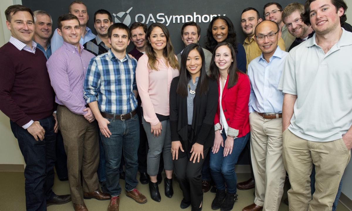 QA Symphony Hits A Strong Public Relations Rhythm